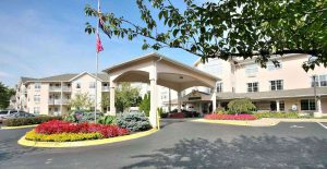 Oxmoor Lodge Front Louisville KY