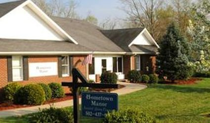 Hometown Manor Assisted Living Community Shelbyville KY